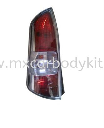 PERODUA MYVI 2005 & ABOVE REAR LAMP CRYSTAL CLEAR REAR LAMP ACCESSORIES AND AUTO PARTS