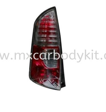PERODUA MYVI 2005 & ABOVE REAR LAMP CRYSTAL SMOKE (BOON STYLE) REAR LAMP ACCESSORIES AND AUTO PARTS