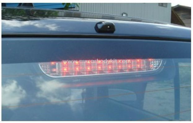 PERODUA MYVI 2005 & ABOVE THIRD BRAKE LIGHT  CLEAR LENS
