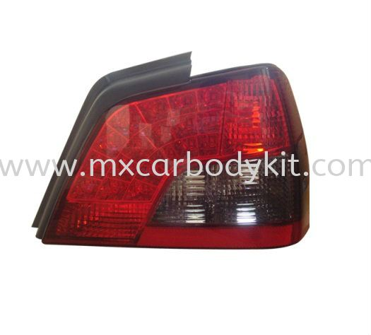 PROTON WAJA 2000 & ABOVE REAR LAMP CRYSTAL LED REAR LAMP ACCESSORIES AND AUTO PARTS