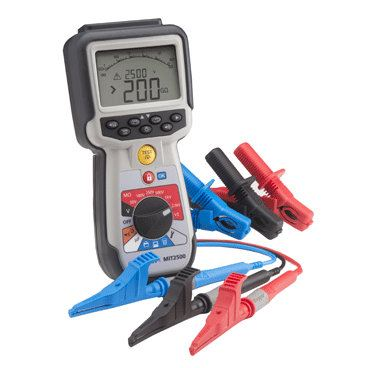 MIT2500 High Voltage Insulation and Continuity Tester