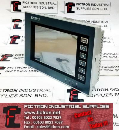 PWS6600T-S HITECH Automation PWS-Series Touch Screen HMI Supply & Repair Malaysia Singapore Thailand Indonesia Philippines Vietnam Europe & USA