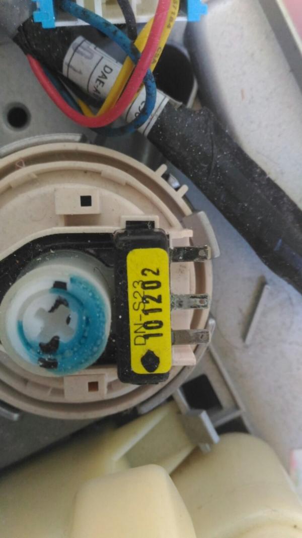 Repair Washing Machine - Gelang Patah