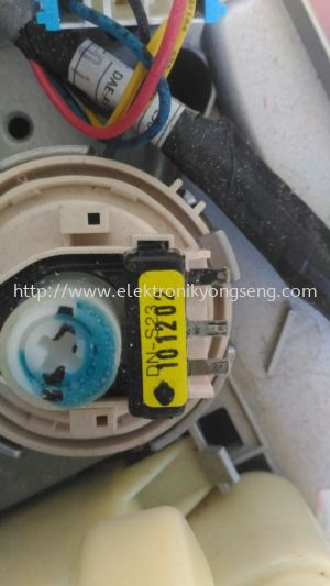 Repair Washing Machine - Gelang Patah