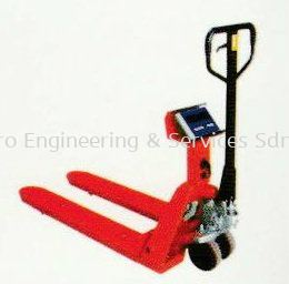 SDF Series (Weigh Scale Hand Pallet Truck)