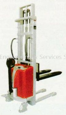 Model SPM Series - Classical Design Electric Stacker