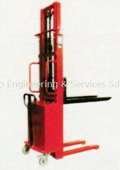 Model SPE Series - Economical Electric Stacker