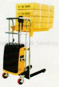 Model EPS Series - Electric Platform Stacker