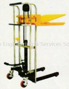 Model PS Series - Manual Platform Stacker