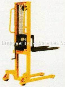 Model WS Series - Winch Stacker
