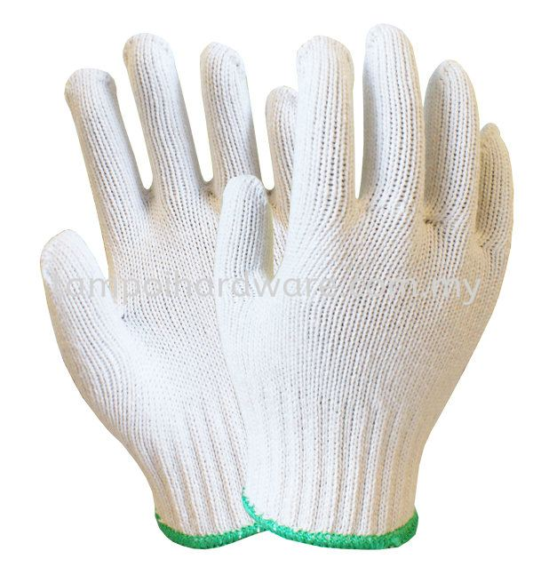 A105 Cotton Hand Glove Hand Protections Personal Protective Equipments