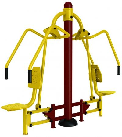 PC-SE-01 - Chest Press