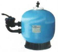 Jazzi, Side Mount Sand Filter