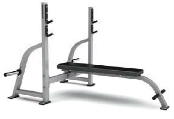 G1 �C FW163 �C Olympic Flat Weight Bench