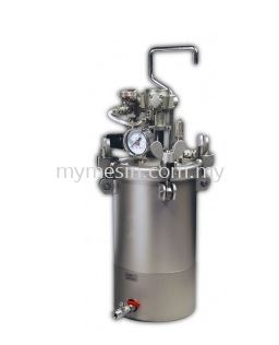 AT-5A(FG)SS Stainess Steel Pressure Tank 4 L