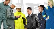 Industrial Jackets and Vests Industrial Jackets and Vests