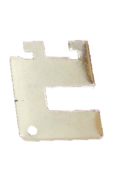 Square Bar Bracket 2""