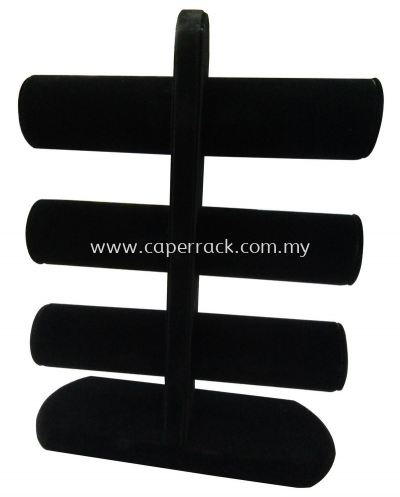 Bracelet Display T Sharp 3 level (Nylon Black)