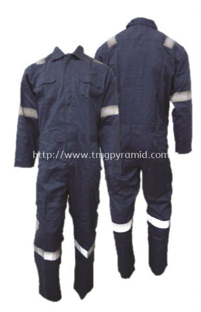 ECONOMY COTTON COVERALL