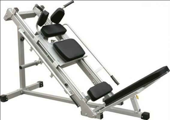 IF LPHS�CLeg Press / Hack Squat Machine