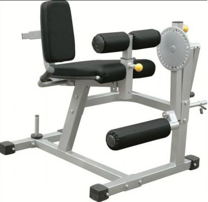 IF LEGM�CLeg Extension / Curl Machine