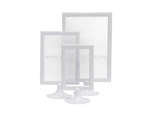 Price List Stand and Holder (A4, A5)