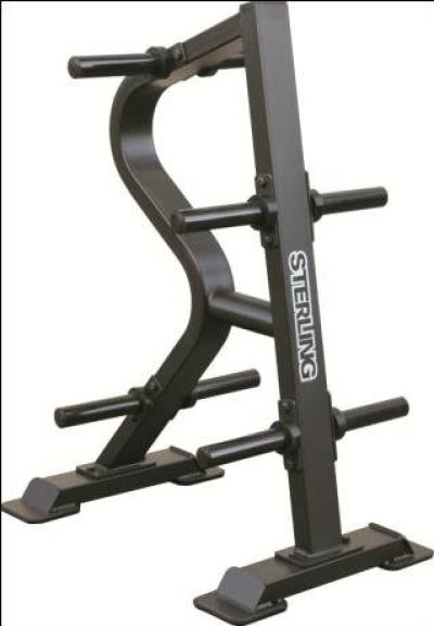 SL 7010 �C Plate Rack / Barbell Rack