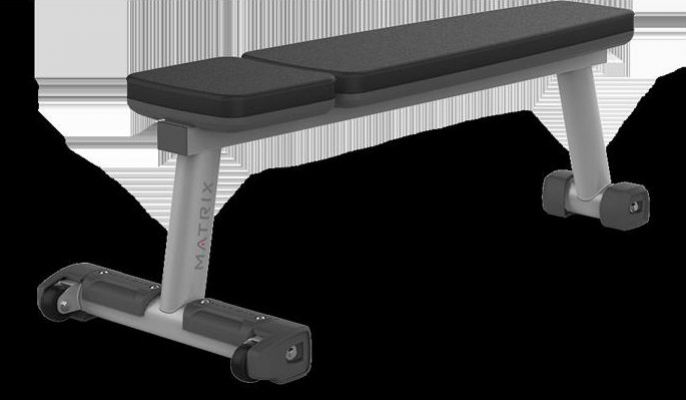 Matrix Flat Bench