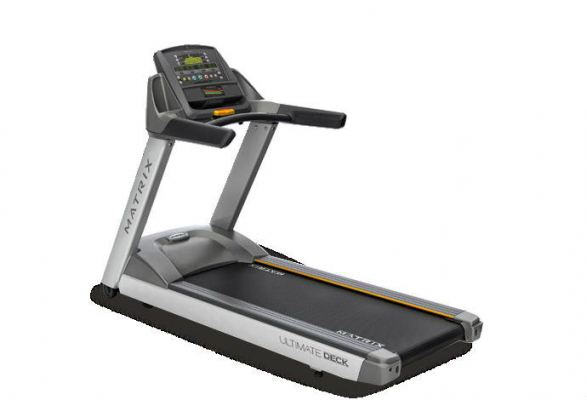 T 3X AC Heavy Duty  Motorized Treadmill