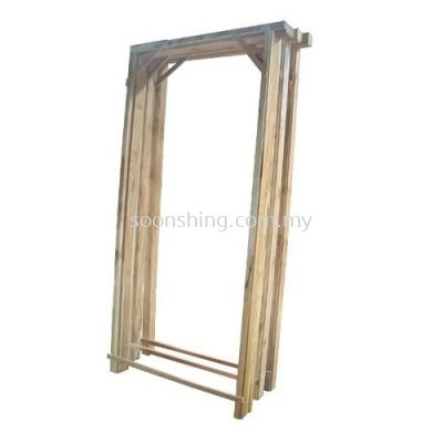 Wood Door Frame