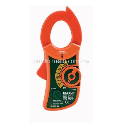 Extech CA250 400A AC/DC Clamp-on Adaptor + NCV