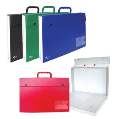 PVC Box File with Handle