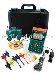 Extech PQ3350-1 3-Phase Power & Harmonics Analyzers