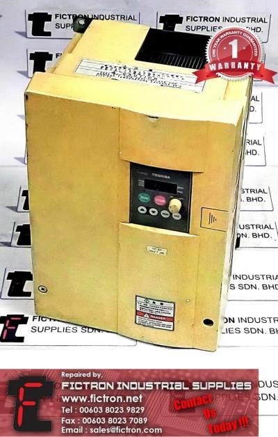 Repair Service Malaysia - VFS7-4075P 30kVA TOSHIBA Transistor Inverter Singapore Indonesia Thailand