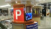 Shopping Mall Booth Signal