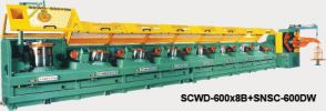 Straight Line Wire Drawing Machine Video of Drawing Machine Wire Drawing Machinery