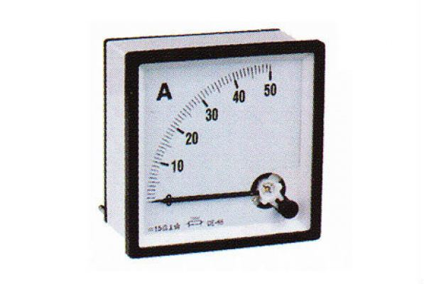 Moving Coil Instruments DC Ammeter