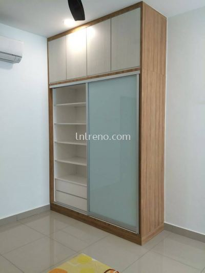We are specialist in house renovation and Custom made Cabinet in Puchong Malaysia (FREE QUOTATION)