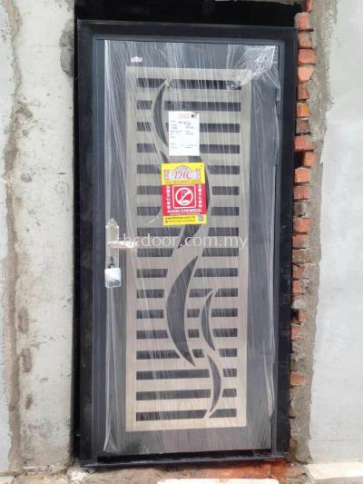 Security Door AP1-SS891