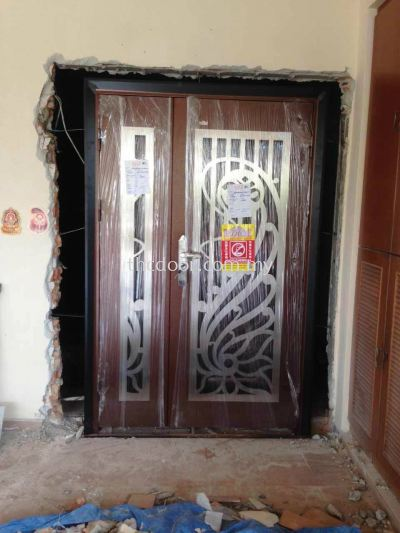 Security Door AP4-SS63