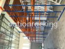Mezzanine Platform Racking system