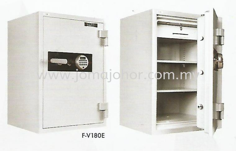 Falcon Solid V180E DIGITAL SAFE  Falcon Safe Safety Box