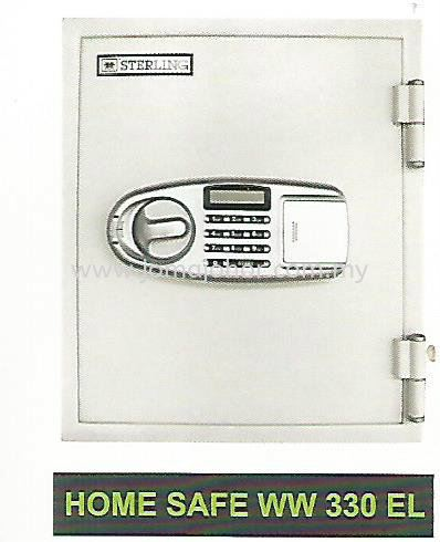 Sterling Home Safe WW 330 EL Sterling Safety Box