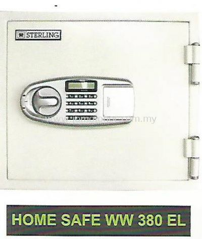 Sterling Home Safe WW 380 EL