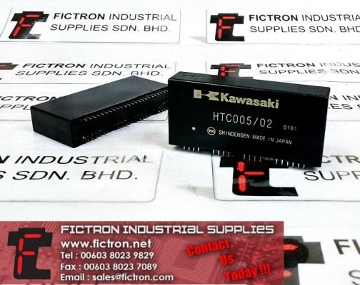 HTC005/02 KAWASAKI IPM Module Supply Malaysia Singapore Thailand Indonesia Philippines Vietnam Europe & USA