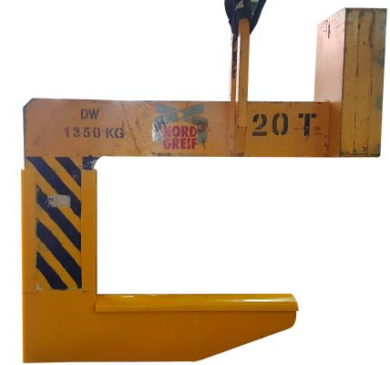 Steel Roll Clamp