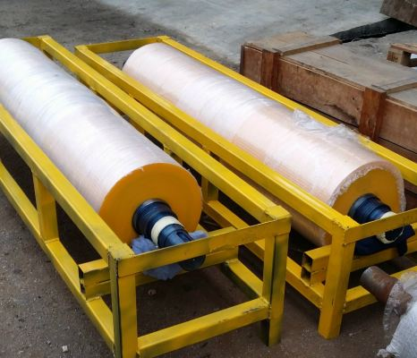 Applicator Rollers Pending Delivery
