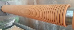 Guide Channel Roller Rollers Polyurethane Products
