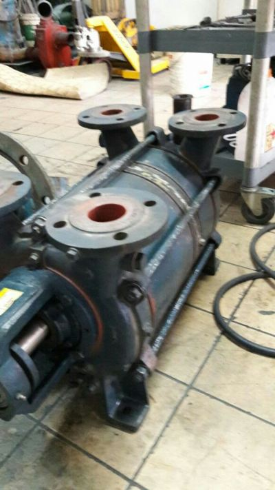 SIHI Vacuum Pump Set Ancillary Engineering Services Johor