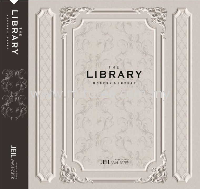 The Library * NEW korea wallpaper